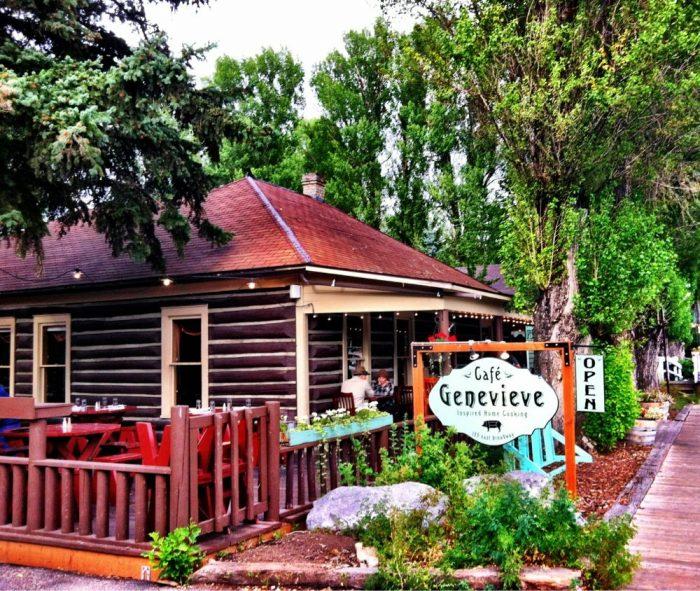 1. Cafe Genevieve, Jackson