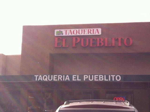 11. Taqueria El Pueblito, Tucson