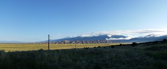 6. Great Sand Dunes Oasis (Mosca)