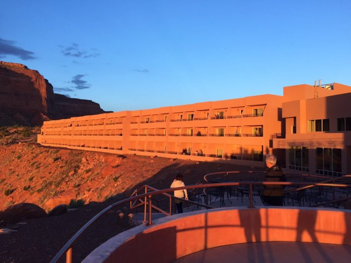 10. The View Hotel, Monument Valley