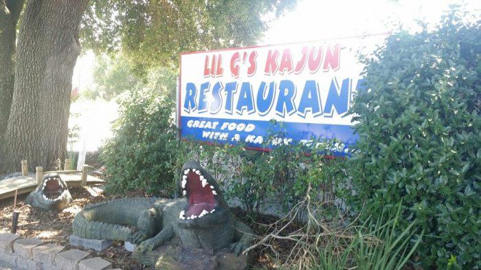 10. Lil G's Kajun Restaurant, 9338 Hwy. 23, Belle Chase