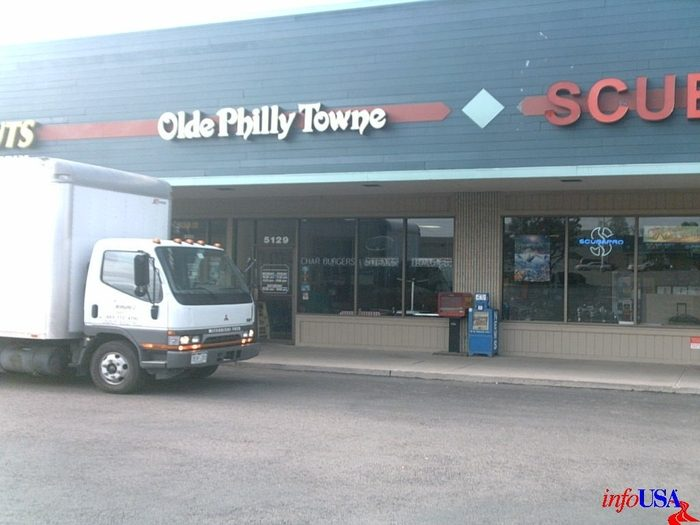 12. Olde Philly Towne, 5129 W. 120th Ave.