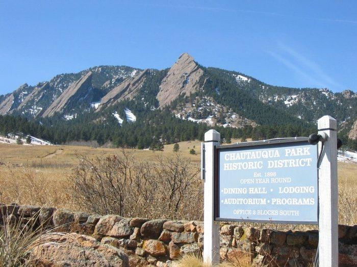 5. Colorado Chautauqua Association