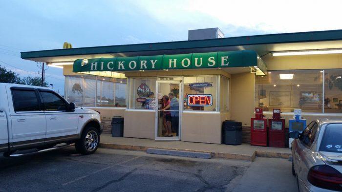 1. Hickory House (Lamar)