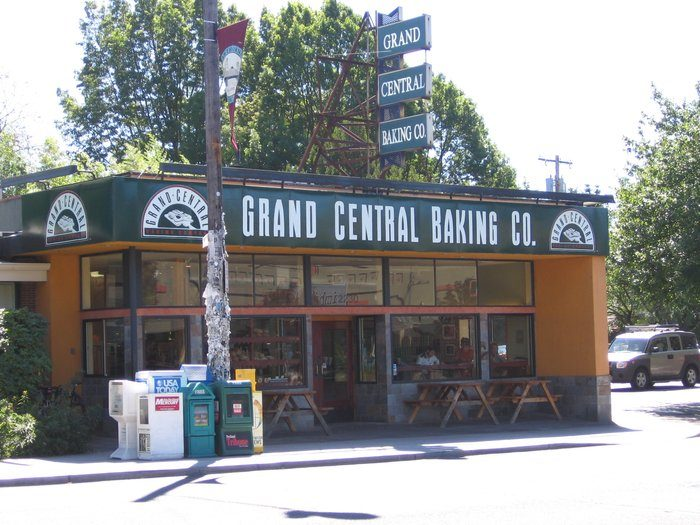 11. Grand Central Bakery - Multiple Locations