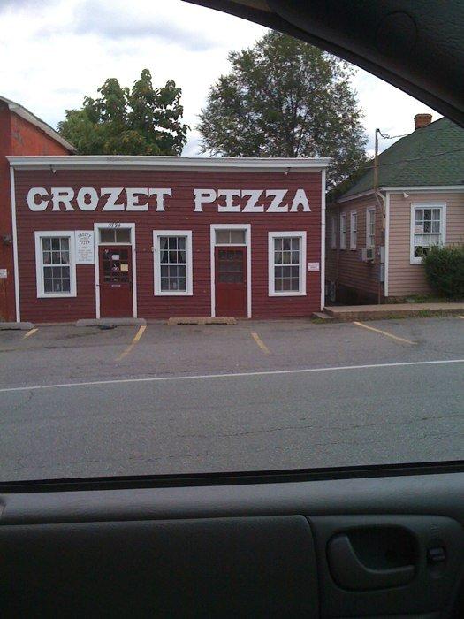 2. Crozet Pizza (Crozet)