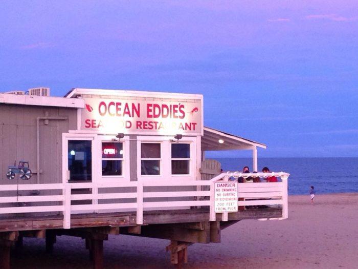 9. Ocean Eddie's