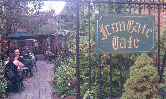 11. Iron Gate Cafe, Albany
