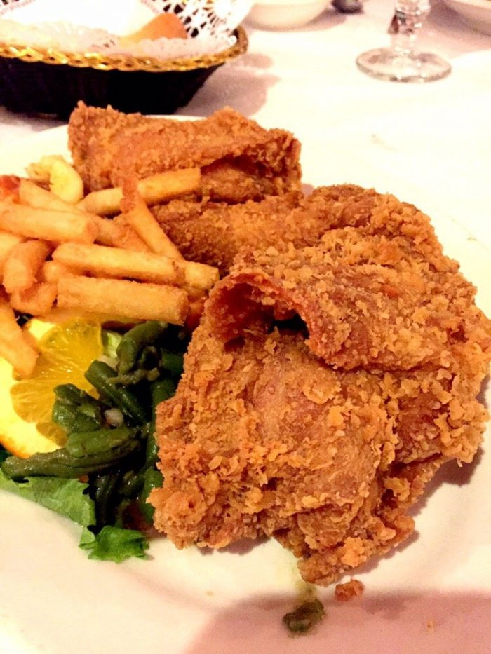 12) Fried Chicken @ Dooky Chase, 2301 Orleans Ave.