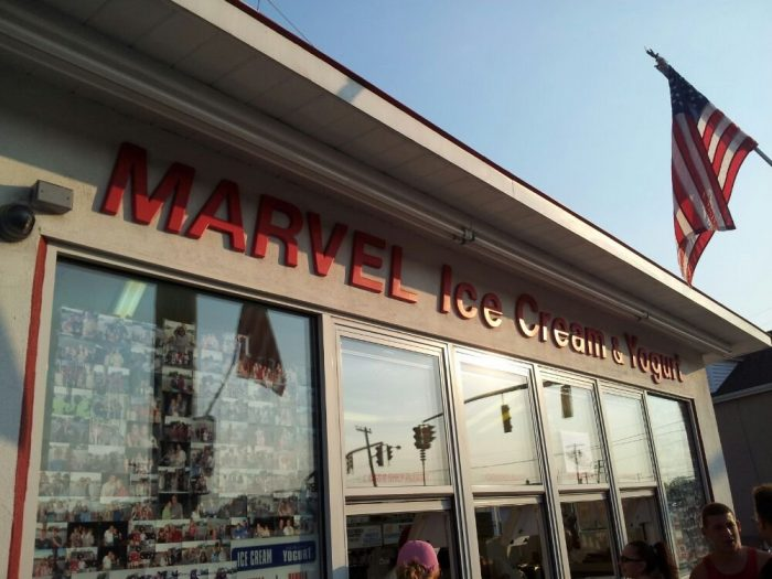 7. Marvel Frozen Dairy, Lido Beach