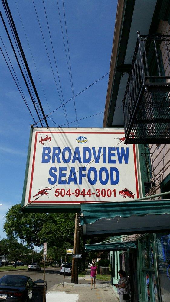 8) Broadview Seafood, 1468 Broad St.