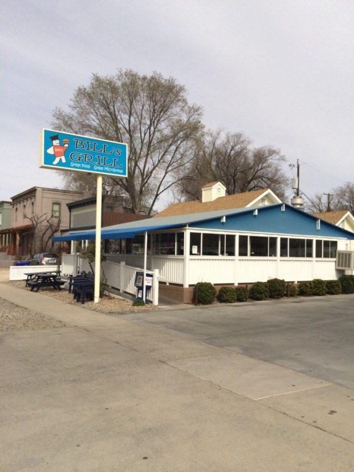 1. Bill's Grill, Prescott