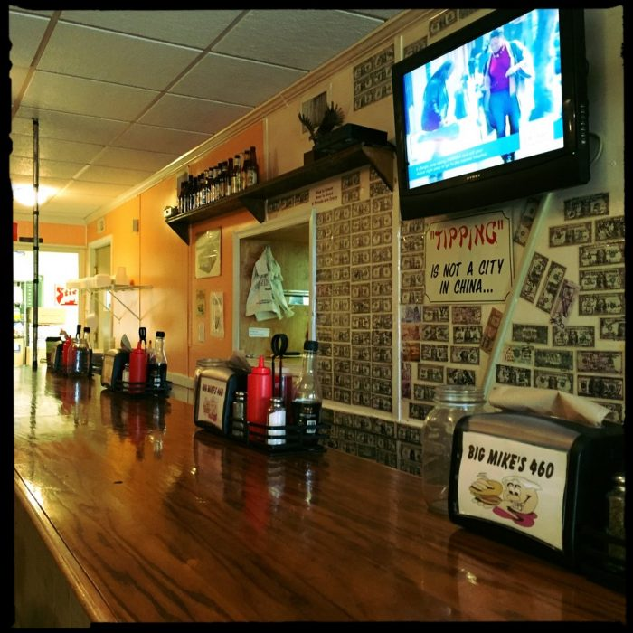 9. Big Mike's Burger Shoppe (Petersburg)