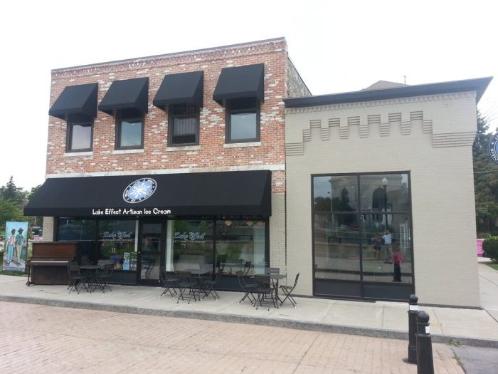 2. Lake Effect Artisan Ice Cream, Lockport