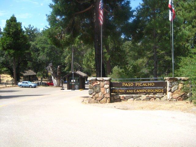 10. Paso Picacho Campground