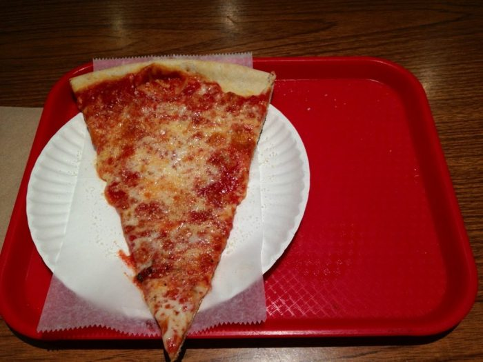 7. And don't even try to tell us that there's anywhere better to grab a slice of pizza than our home state.
