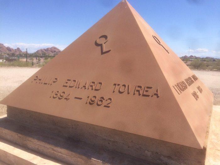 7. Tovrea family monument, Phoenix
