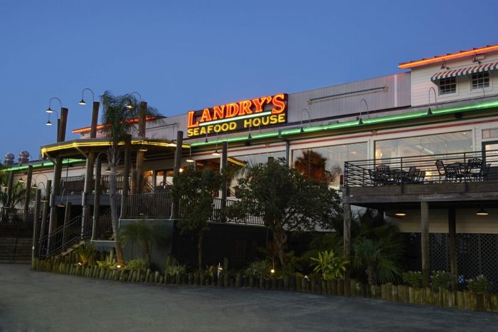 The Basin Restaurant New Orleans