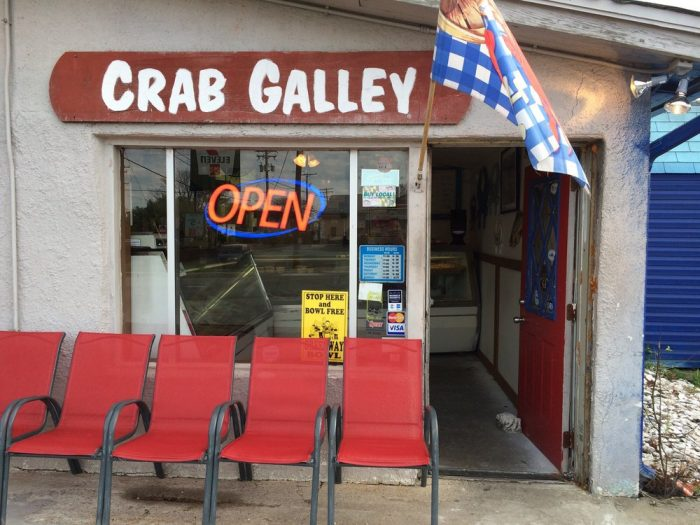 4. The Crab Galley, Odenton