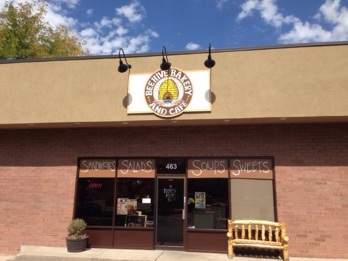 2. Beehive Bakery and Cafe, Bountiful