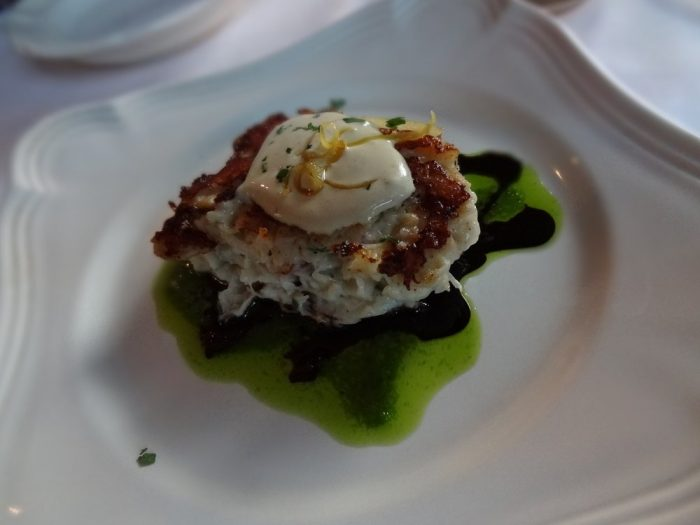 Enjoy a delicous dinner at one of Cannon Beach's amazing restaurants. Here's a photo from the acclaimed Newmans At 988.