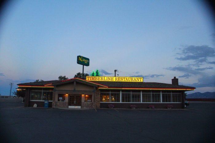 15. Timberline Inn Restaurant, Beaver