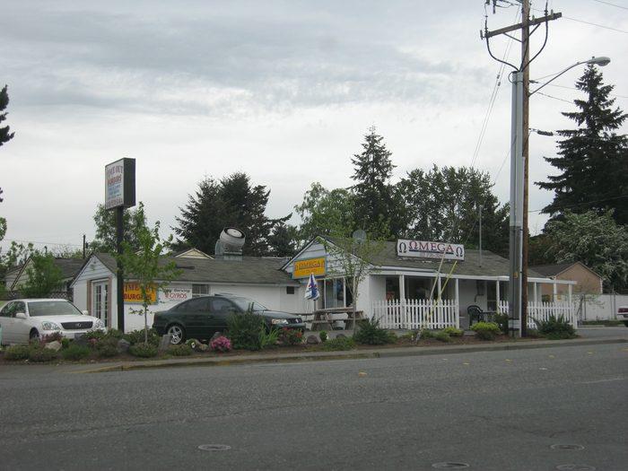 2. Time Out :: Greek & American Restaurant, Mountlake Terrace (5807 244th St. SW)