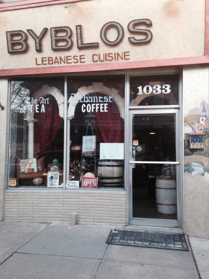 5. Byblos, Baltimore