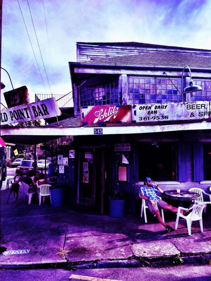 7) Old Point Bar, 545 Patterson Dr.