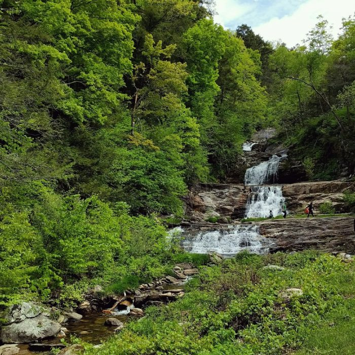 1. Outdoor Exploration: Kent Falls State Park