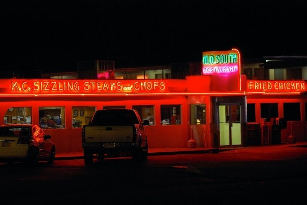 14. Old South Restaurant (Russellville)