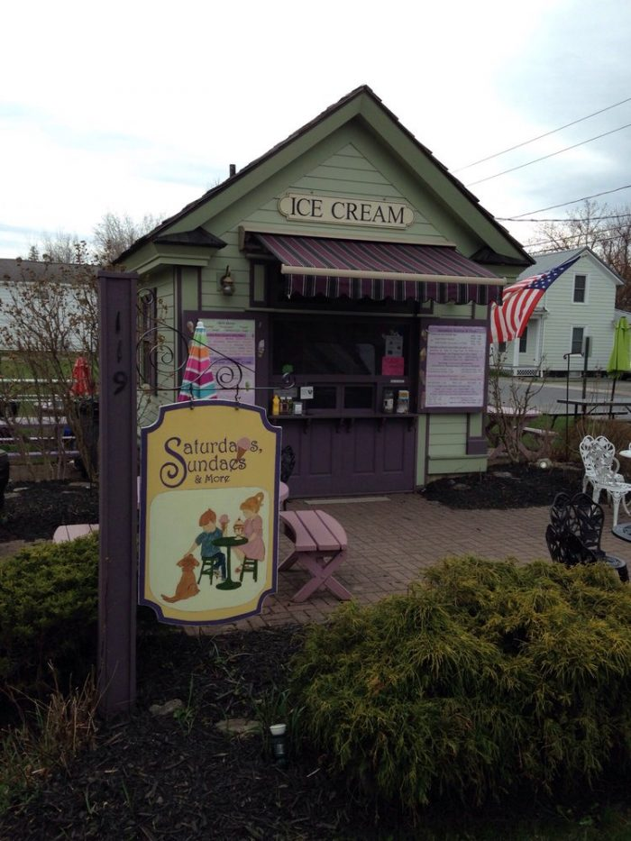 11. Saturdays, Sundaes & More, Sackets Harbor