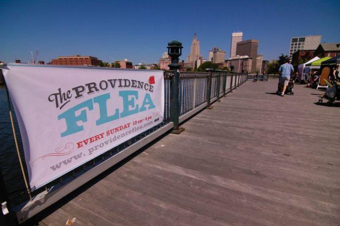 3. The Providence Flea, Providence