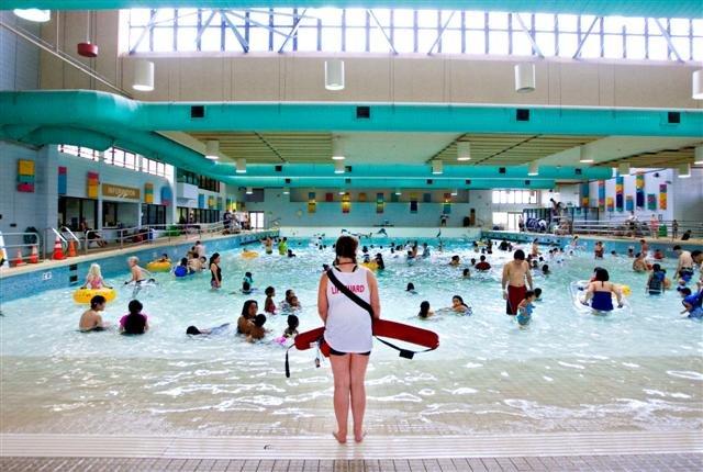 5. Kiwanis Wave Pool, Tempe