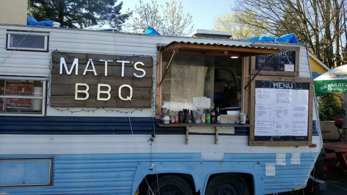 3. Matt's BBQ - NE Portland