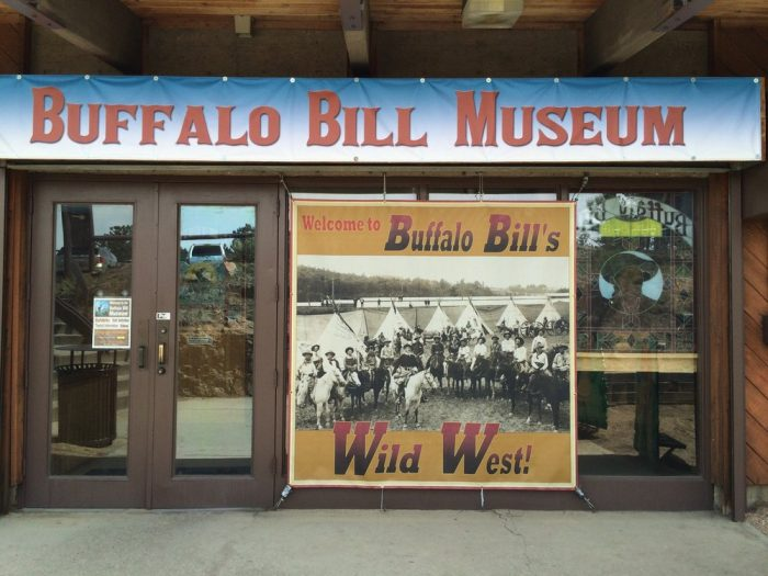 6. Buffalo Bill Memorial Museum