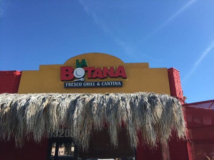 3. La Botana Grill, Tucson