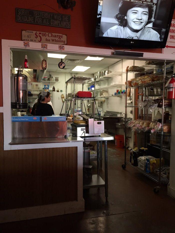 4. Shelton's Big Grill (Virginia Beach)
