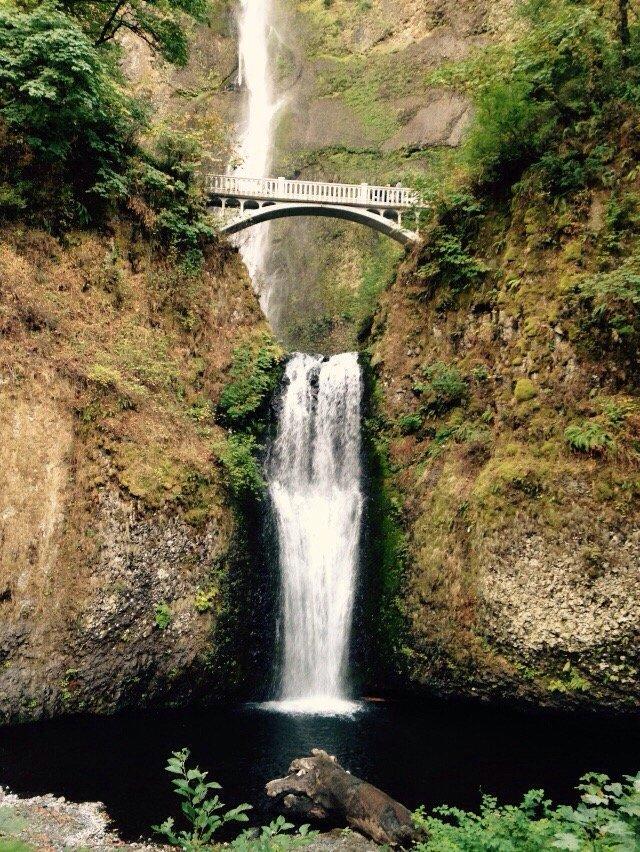 8. Columbia Gorge