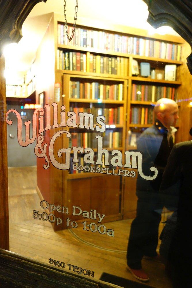 11. Williams & Graham