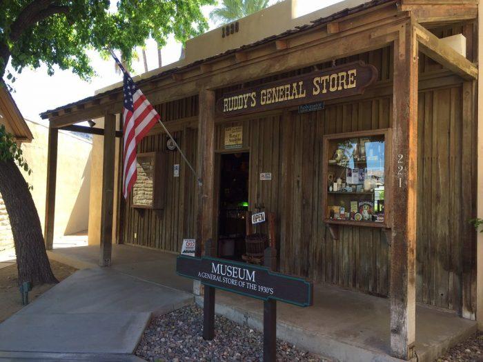 3. Ruddy's General Store Museum - Palm Springs
