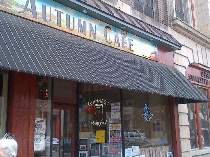 13. Autumn Cafe, Oneonta