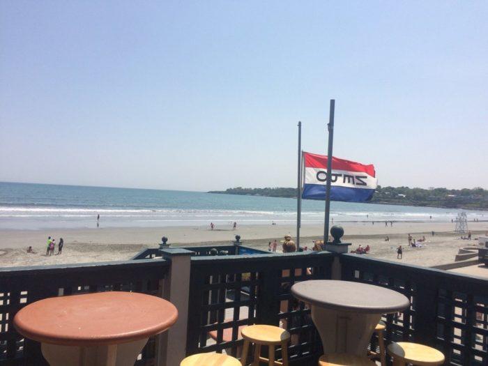 6. Easton's Beach Snack Bar