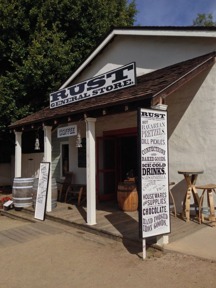 2. Rust General Store - Old Town San Diego