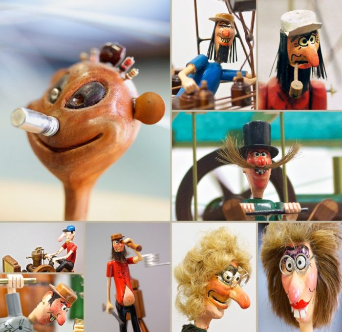 6. Paul Boyer Museum of Animated Carvings (Belleville)