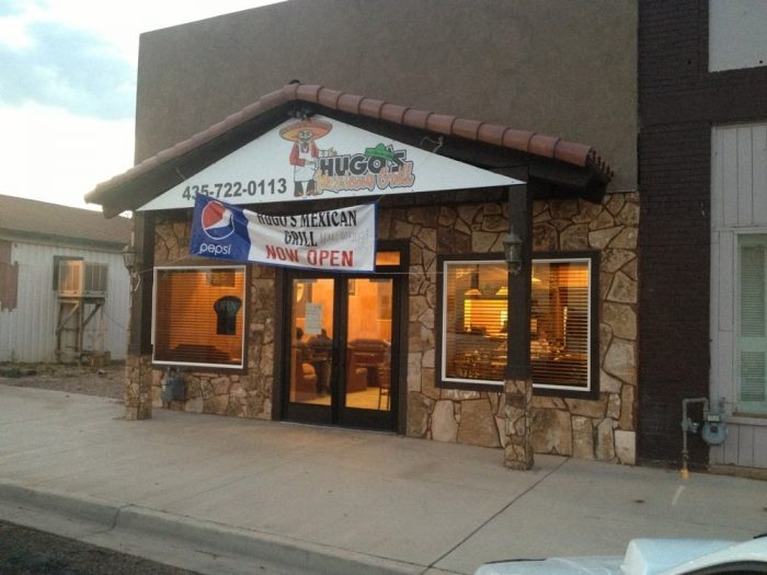 7. Hugo's Mexican Grill, Roosevelt