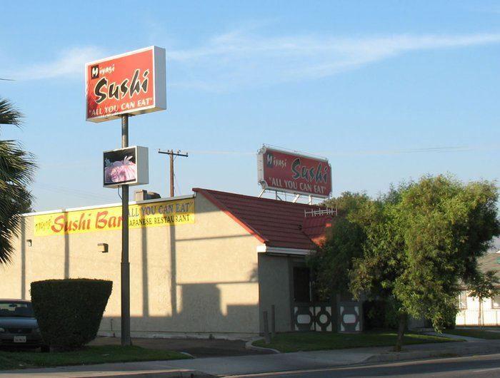 6. Miyagi Sushi - San Bernardino