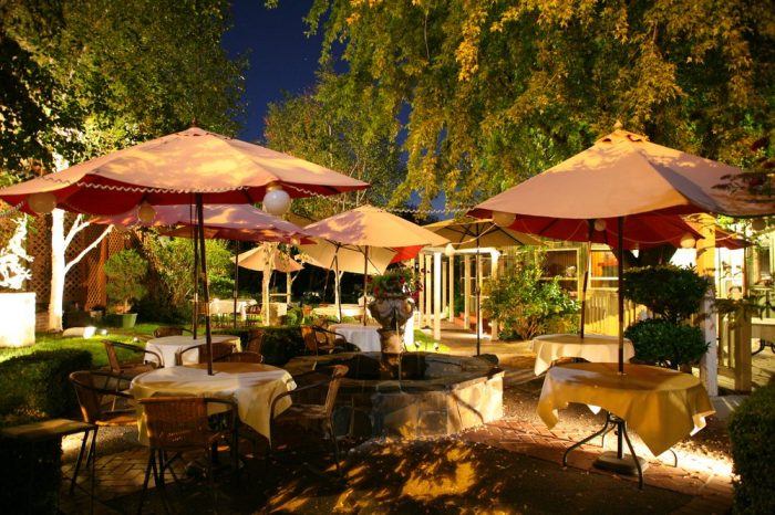 12 Restaurants In Oregon With Beautiful Outdoor Seating