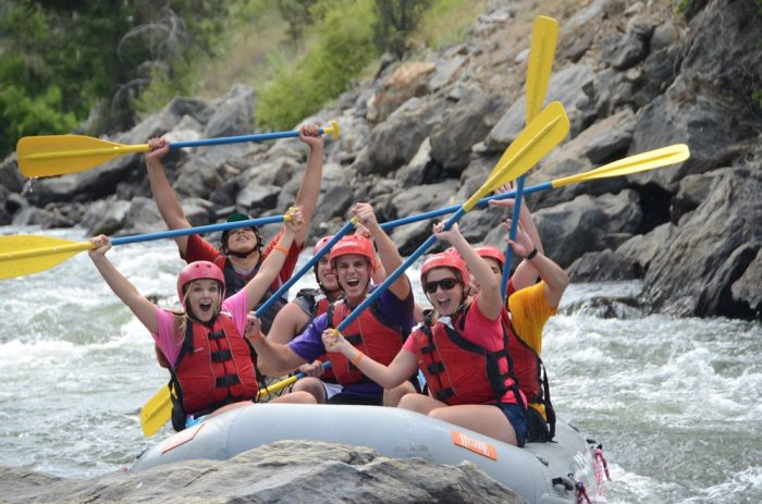 2. Geo Tours Whitewater Raft Trips