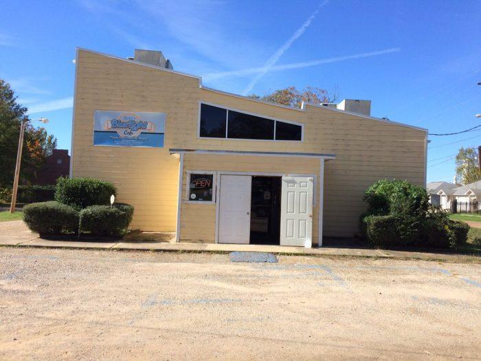 9. Blue Light Cafe, 500 S. Monroe St., Ruston